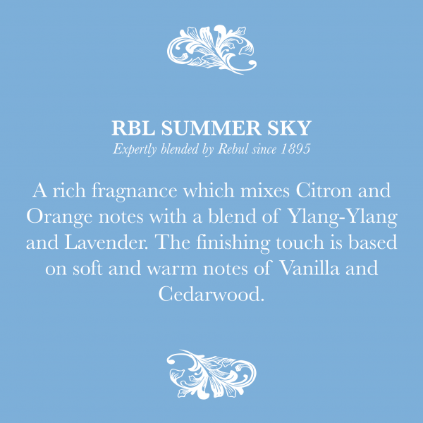 RBL SUMMER SKY QUOTE